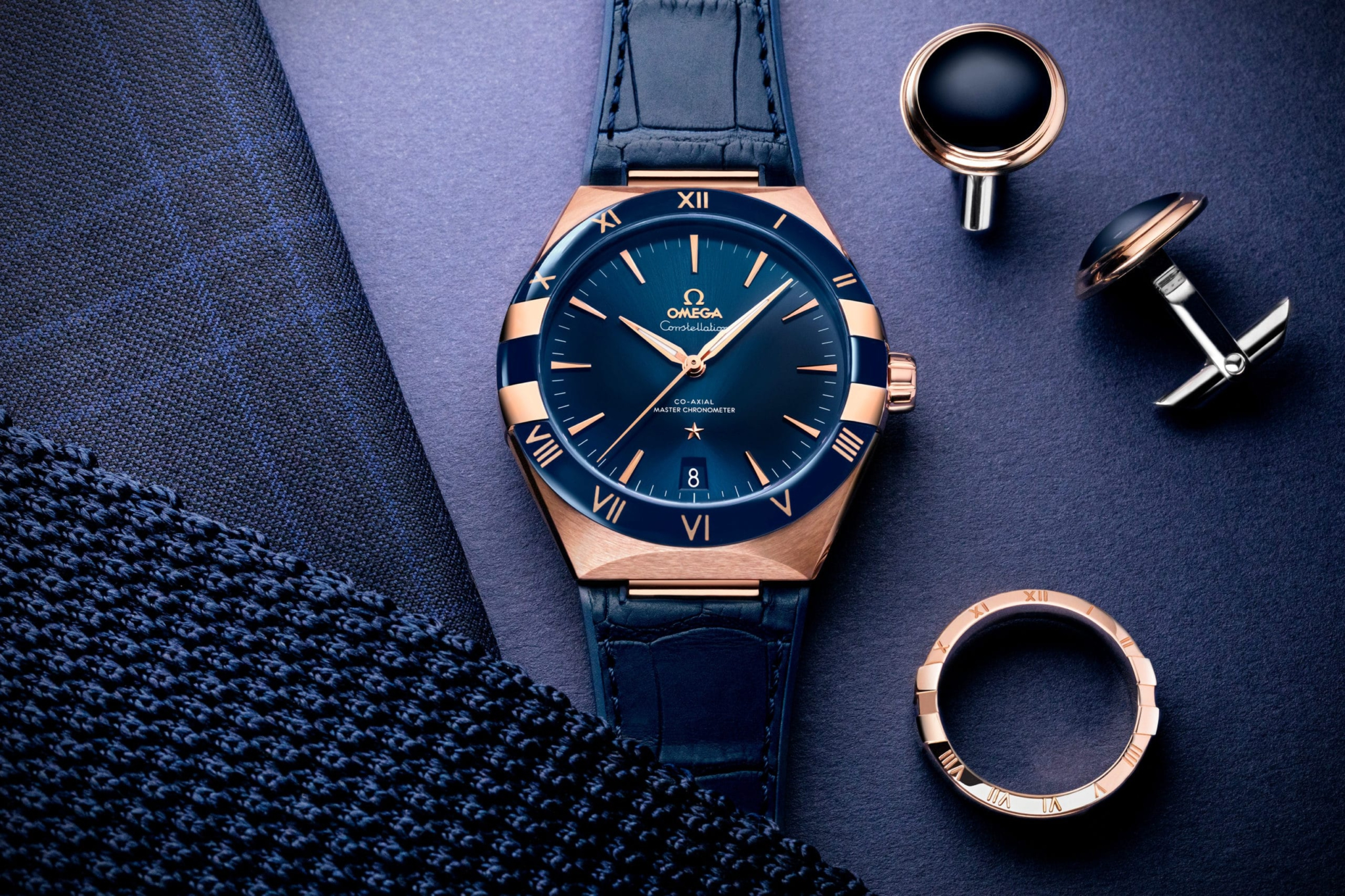 Introducing the newOMEGA Constellation Gents' Collection
