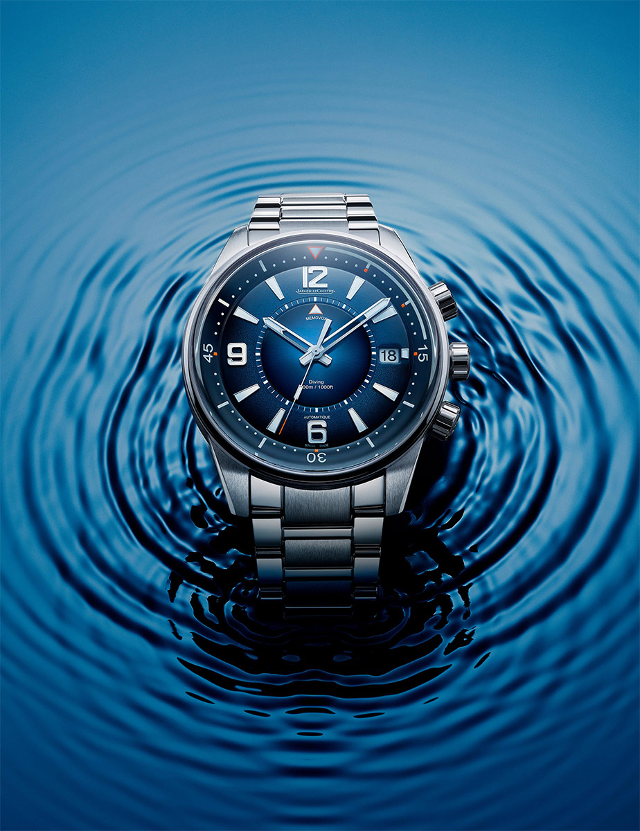 Polaris Mariner – High-performance diving watches for theJaeger-LeCoultrePolaris collection