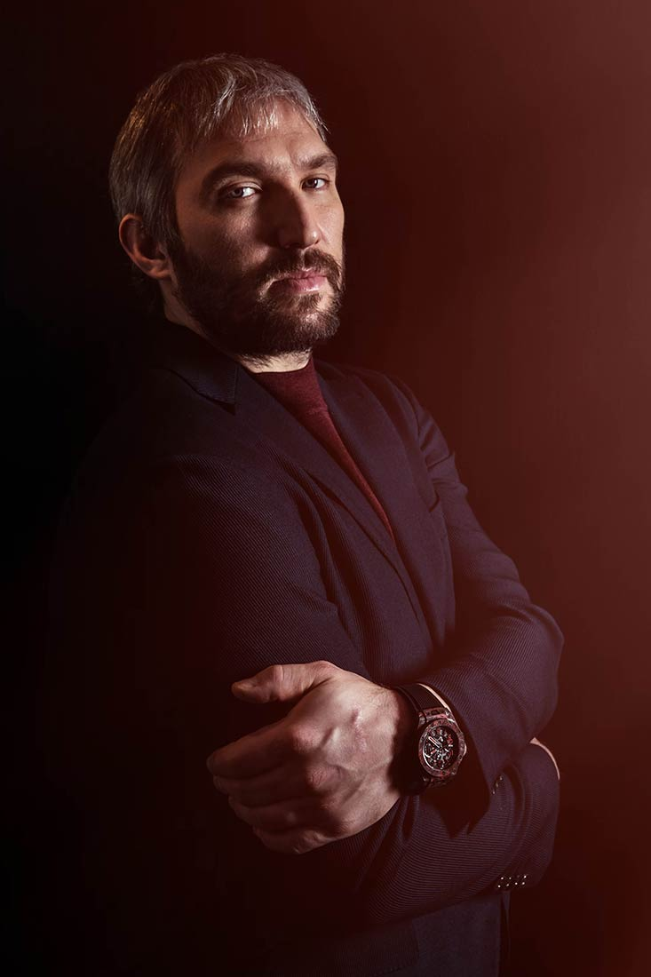 Hublot Big Bang Unico Red Carbon Alex Ovechkin,