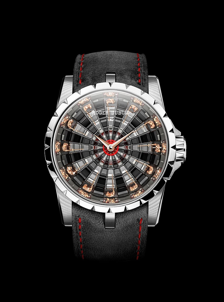 Roger Dubuis Legendary craftsmanship Knights of the Round Table