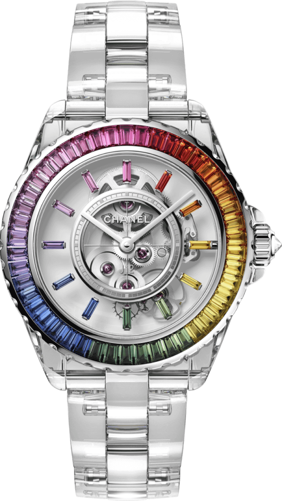 THE FINEST WATCHMAKING X- RAY – CHANEL HAUTE HORLOGERIE